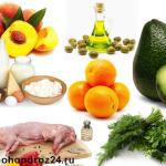 правильное питание при остеохондрозе